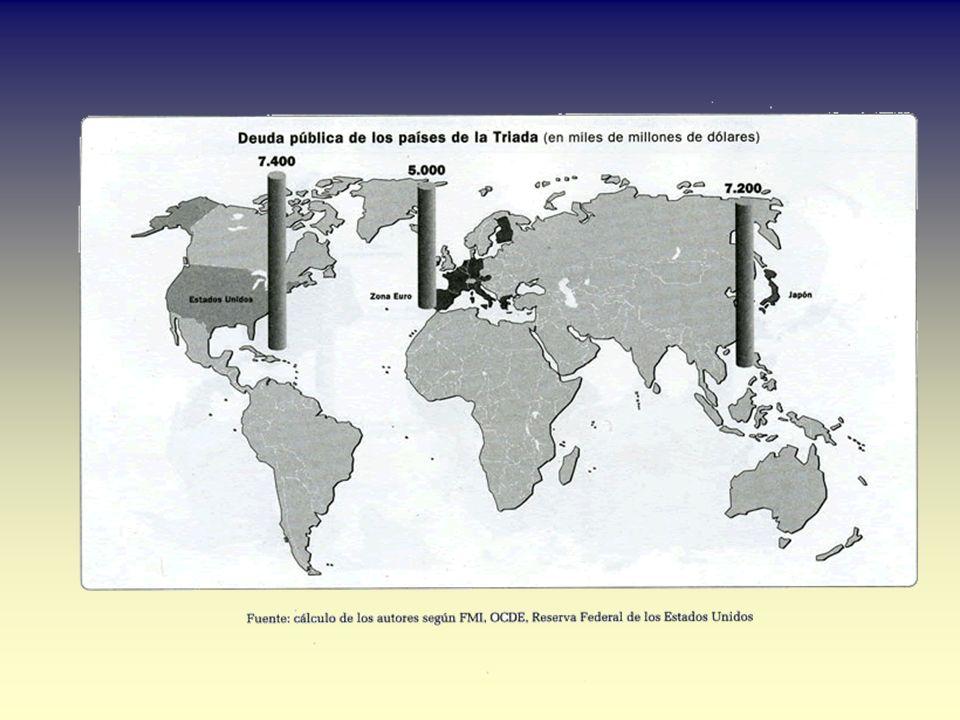 4.- LAS CONSECUENCIAS 4.1.- PARA LOS PVD 3.2.- PARA NOSOTROS
