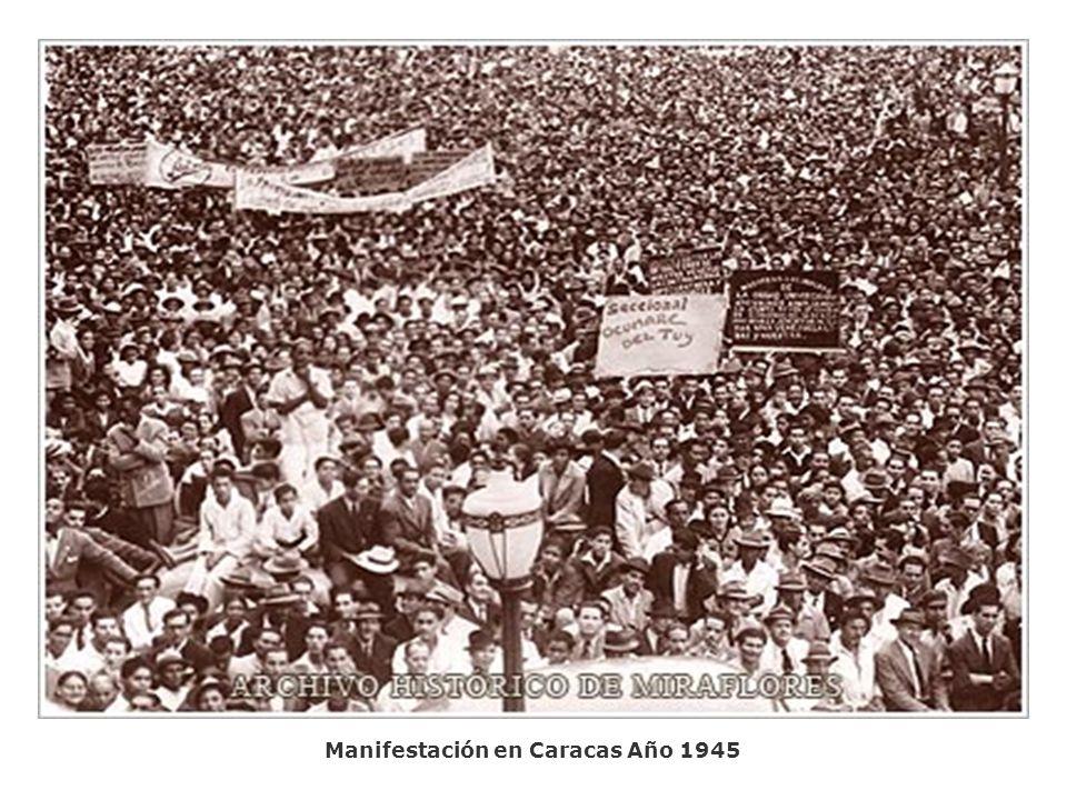 La Candelaria. Año 1946