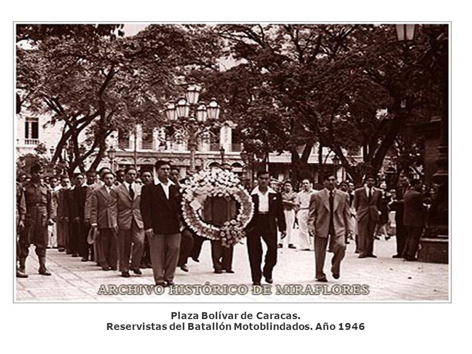 Teatro Catia. Caracas. Año 1947