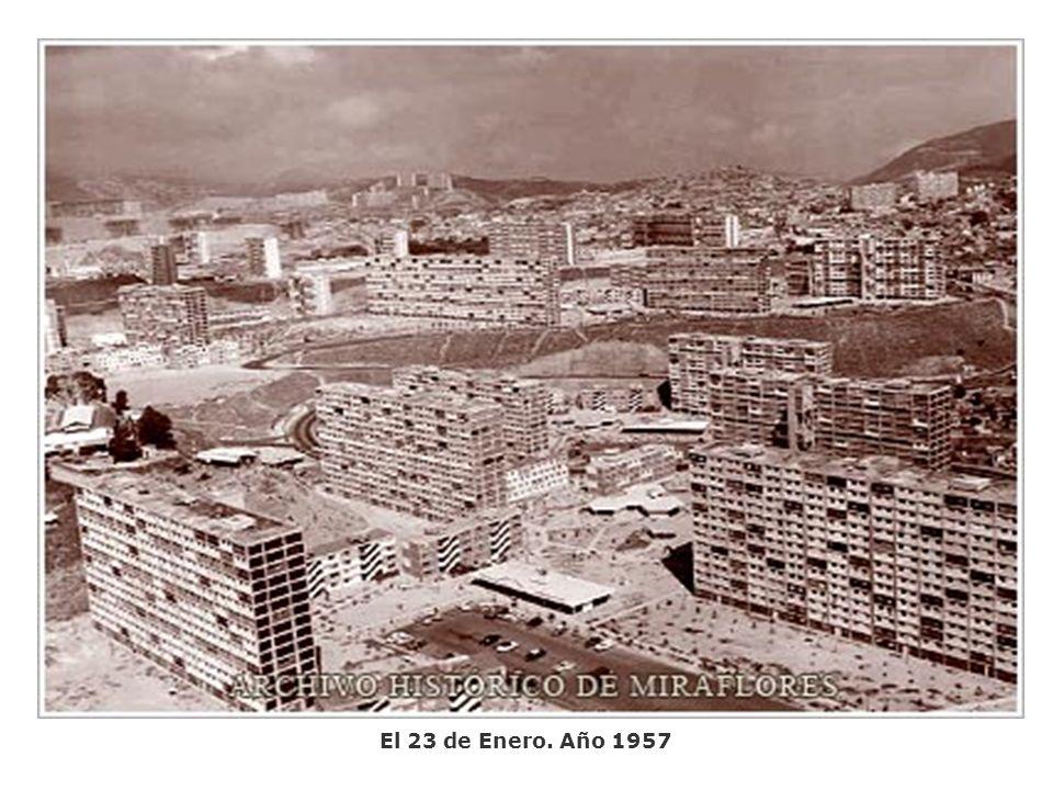 El 23 de Enero. Año 1957