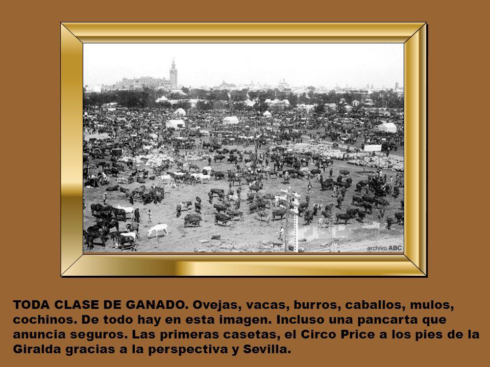 LA BU Ñ OLERA. Acreditada bu ñ olera del Salvador. As í se anunciaba la gitana. En 1850 ya hab í a 15 bu ñ oleras con licencia en la Feria. Bu ñ uelos