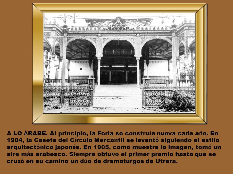 EL TIOVIVO. Se dice que lo invent ó un tal Sebastiani, franc é s, en 1812. Cuatro caballos de madera movidos por una rueda. Coromines dice que la etim