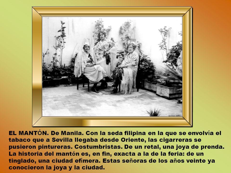 EL MANT Ó N.De Manila.