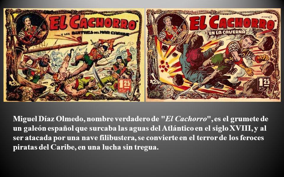 Juan García Iranzo (Valmadrid (Zaragoza) 1918 ), empezó su carrera en los años 40 como dibujante humorístico, creando personajes como La familia Pepe , Pancho Colate , Antonio Barbas Heredia o Pepito Rayo entre otros.