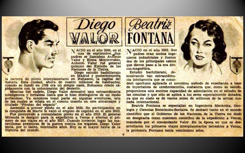 Ficha Técnica: Título.- Diego Valor Editorial.- Cid Año publicación1.957 Ejemplares publicados.- 44 Dibujante.- Buylla - Bayo Guionista.- E.