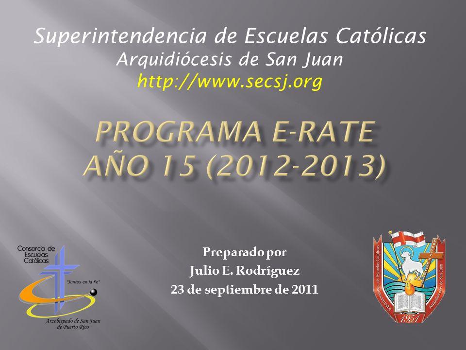 Preparado por Julio E.