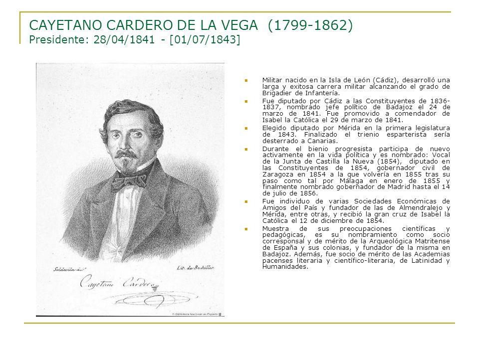 Militar nacido en la Isla de León (Cádiz), desarrolló una larga y exitosa carrera militar alcanzando el grado de Brigadier de Infantería. Fue diputado