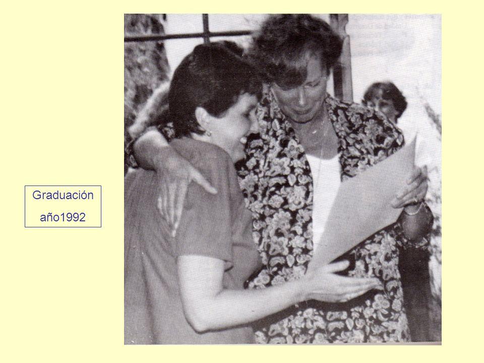 Graduación año1992