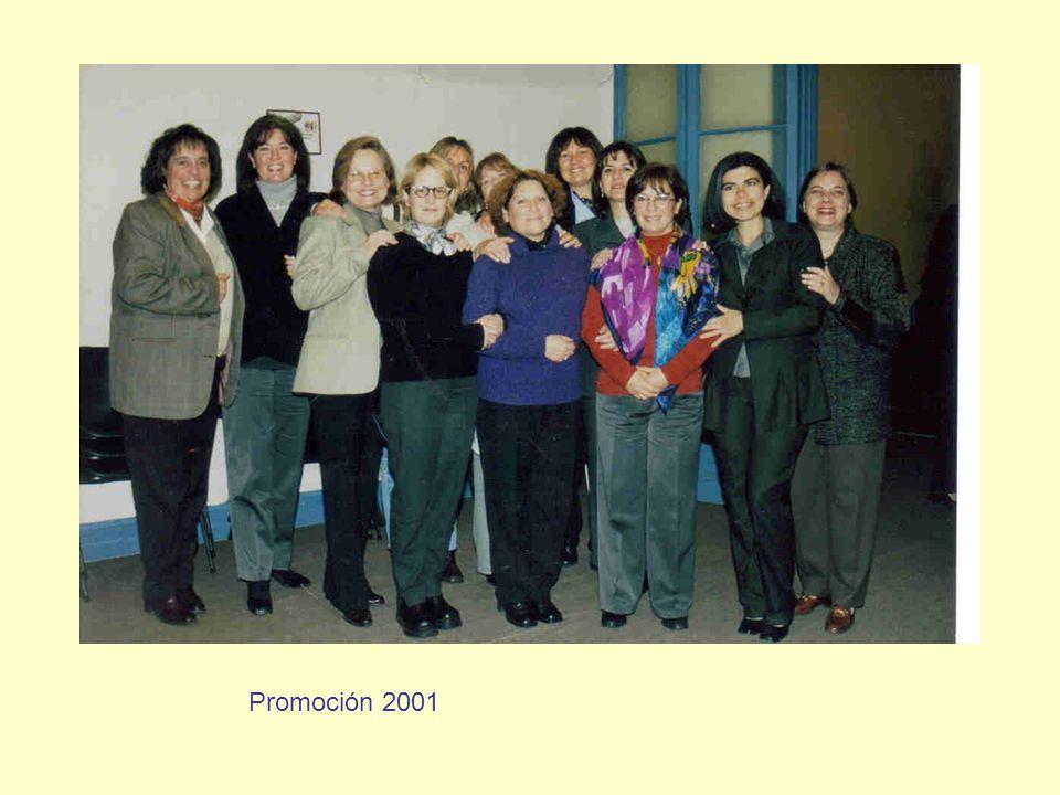 Promoción 2001