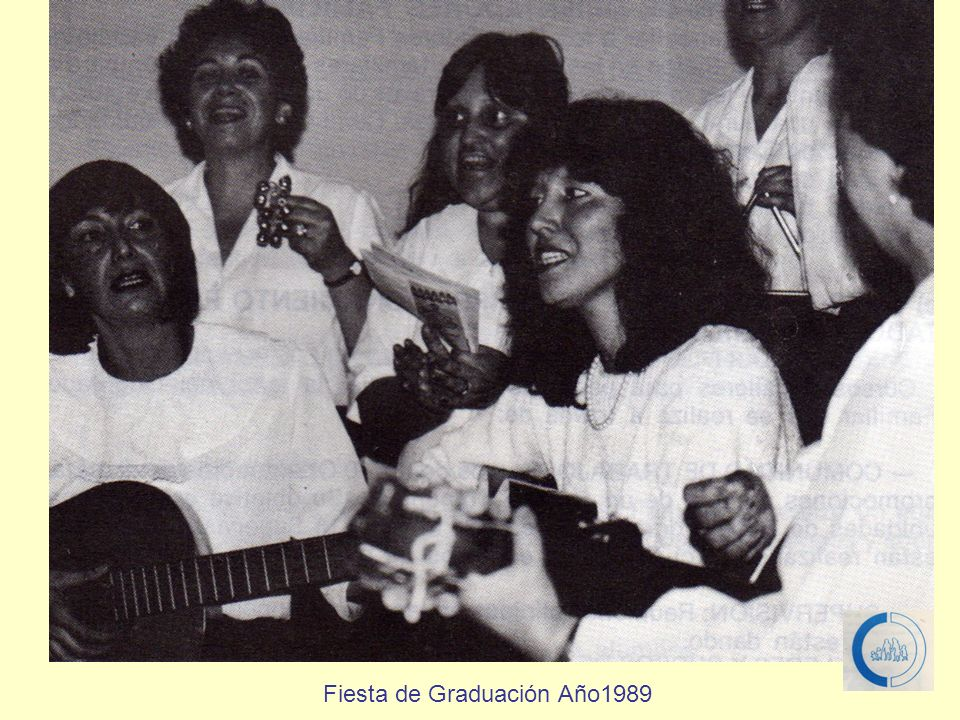 Fiesta de Graduación Año1989
