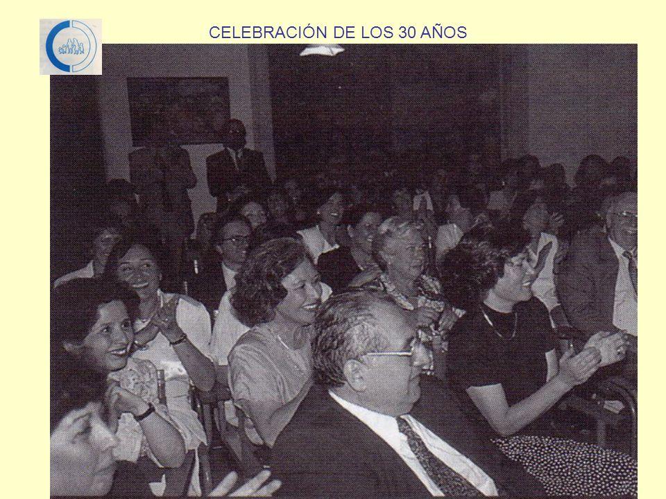 CELEBRACIÓN DE LOS 30 AÑOS