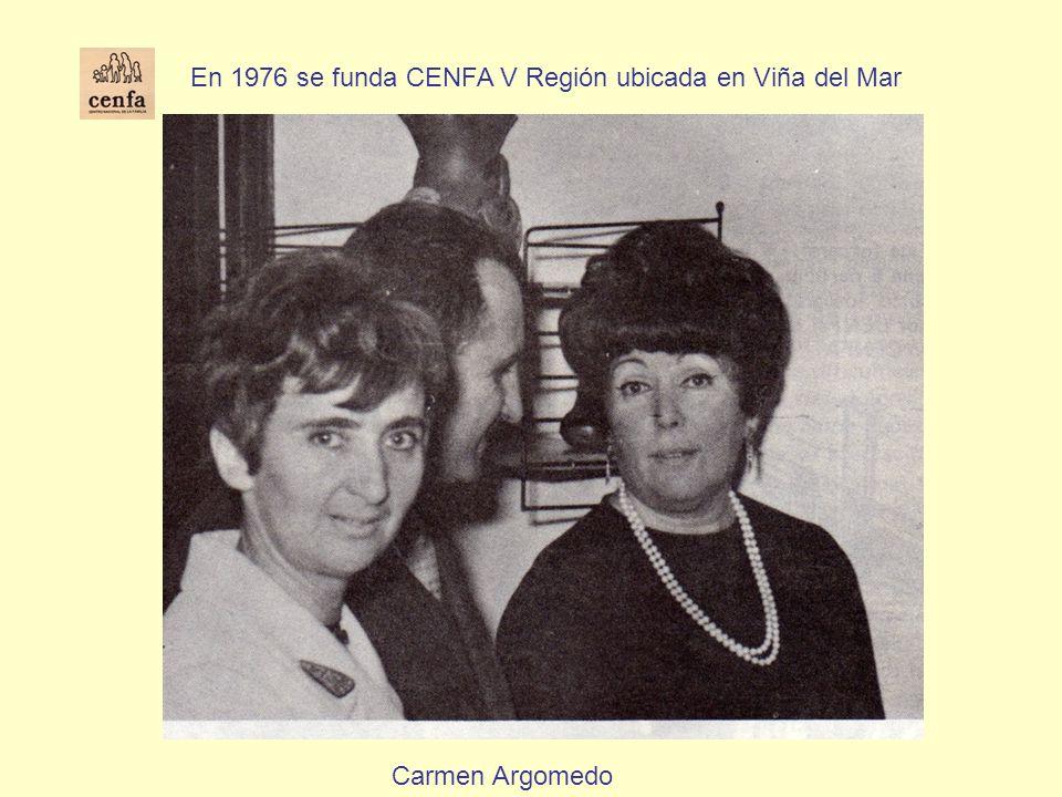 Graduación Consejeras y Monitoras Familiares AÑO 1987