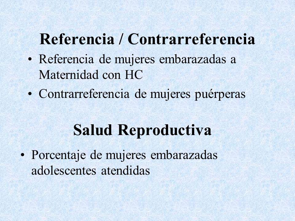 Parámetros requeridos Cantidad de embarazadas esperadas Cantidad de embarazadas del area programática que llegan a la maternidad de referencia con HC o carné Cantidad de partos del area programática asistidos en la maternidad de referencia Cantidad de horas profesionales asignadas para la atención a la mujer embarazada Cantidad de horas profesionales asignadas para la atención al niño Cantidad de niños menores de 1 año esperados Cantidad de niños entre 1y 2 años esperados