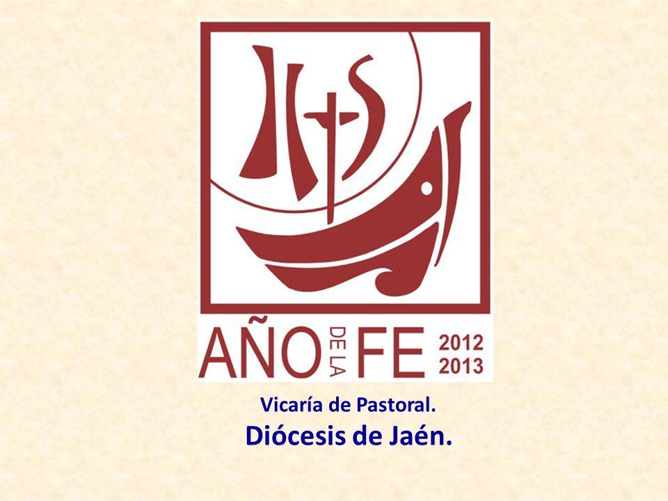 Vicaría de Pastoral. Diócesis de Jaén.