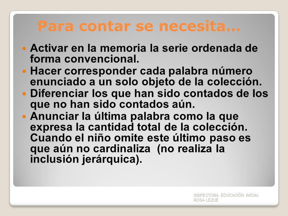 TOTAL La Maestra de un grupo de nivel 5 a ñ os entrega, en cada mesa, dos dados convencionales y cartones para anotar (uno para cada ni ñ o).