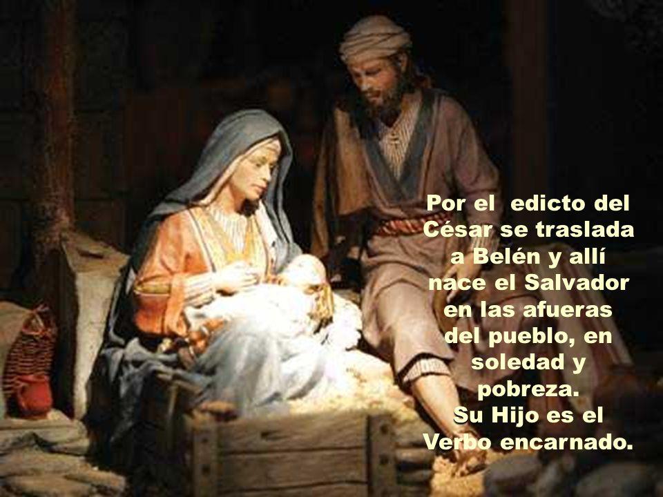 Visita a su parienta Isabel, la madre del Precursor; con ella convive ayudando e intercambiando diálogos agradecidos hasta el nacimiento de Juan.