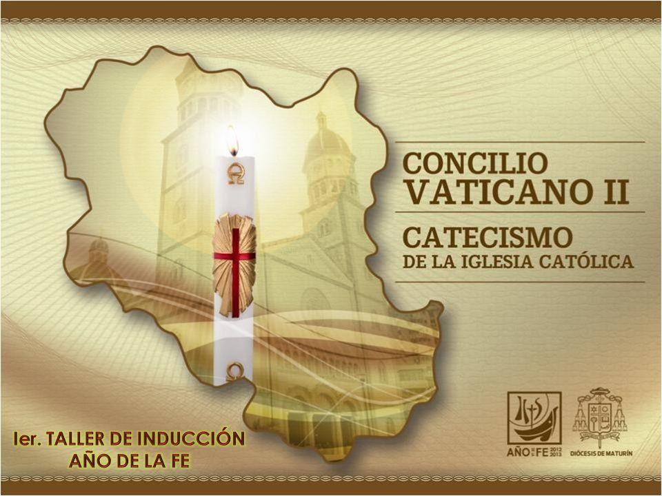 El papa Pablo VI clausura los trabajos del Concilio el 8 de diciembre 1965