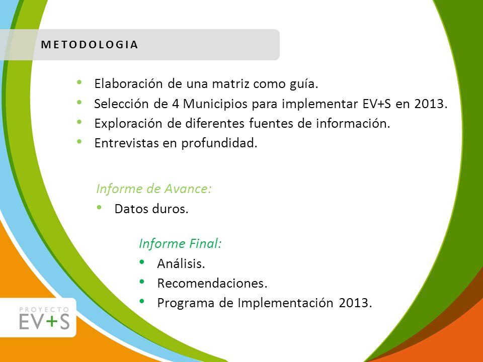CHIVILCOY FLORENCIO VARELA BAHÍA BLANCA TIGRE MUNICIPIOS DE IMPLEMENTACION 2013