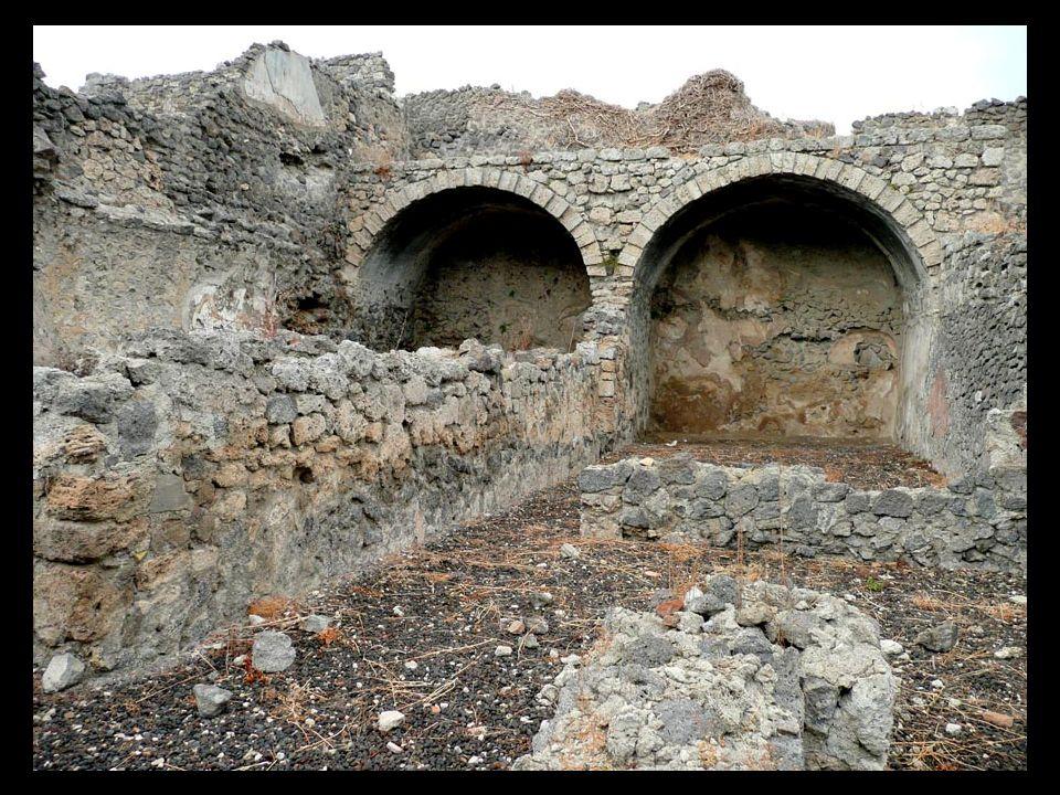 Cuartel de los gladiadores