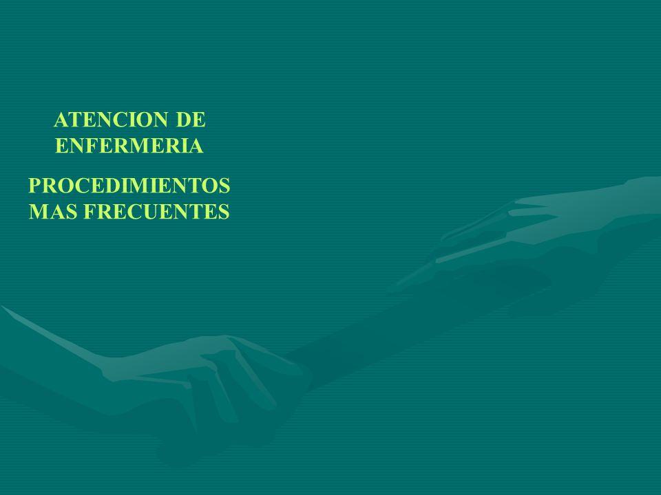 Programas que se desarrollan: a.Secuela de Accidente Cerebro Vascular ( A.C.V.).