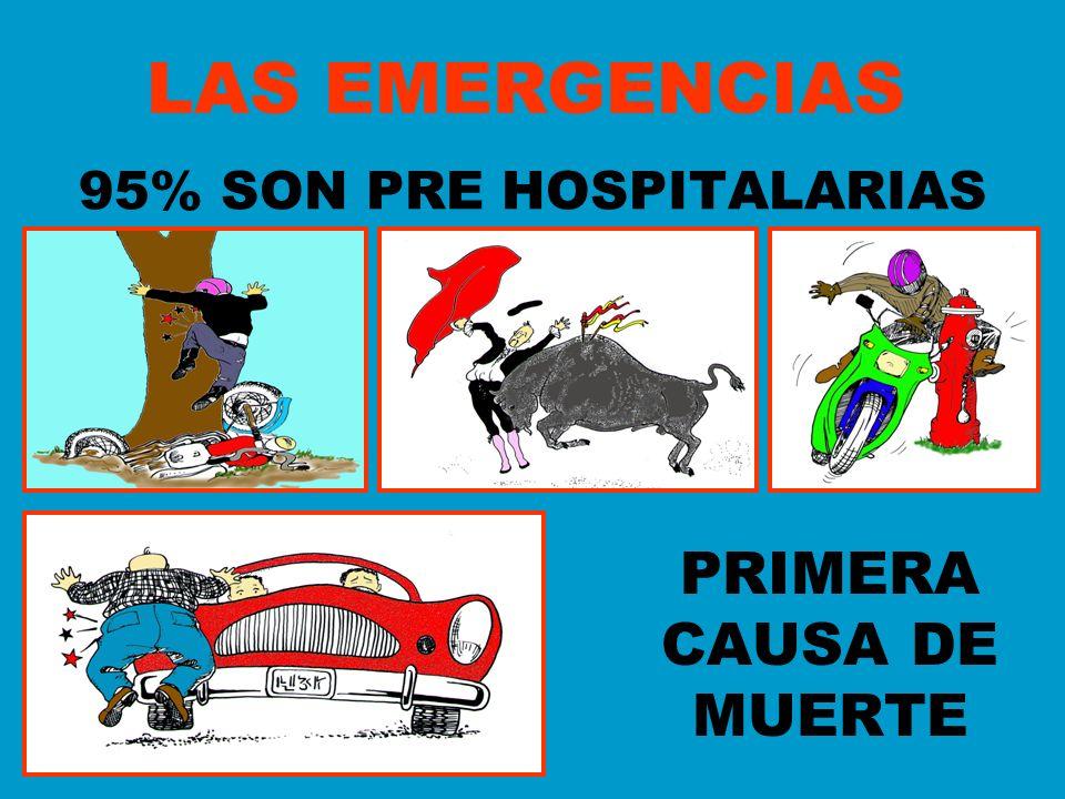 ATENCION PRE HOSPITALARIA PRECAUCIONES UNIVERSALES DX FLUIDOS DE ALTO RIESGO.