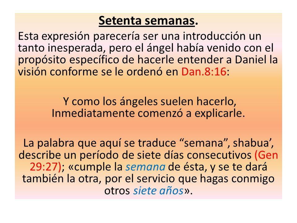 Leamos dos ejemplos más Deut.16:9.