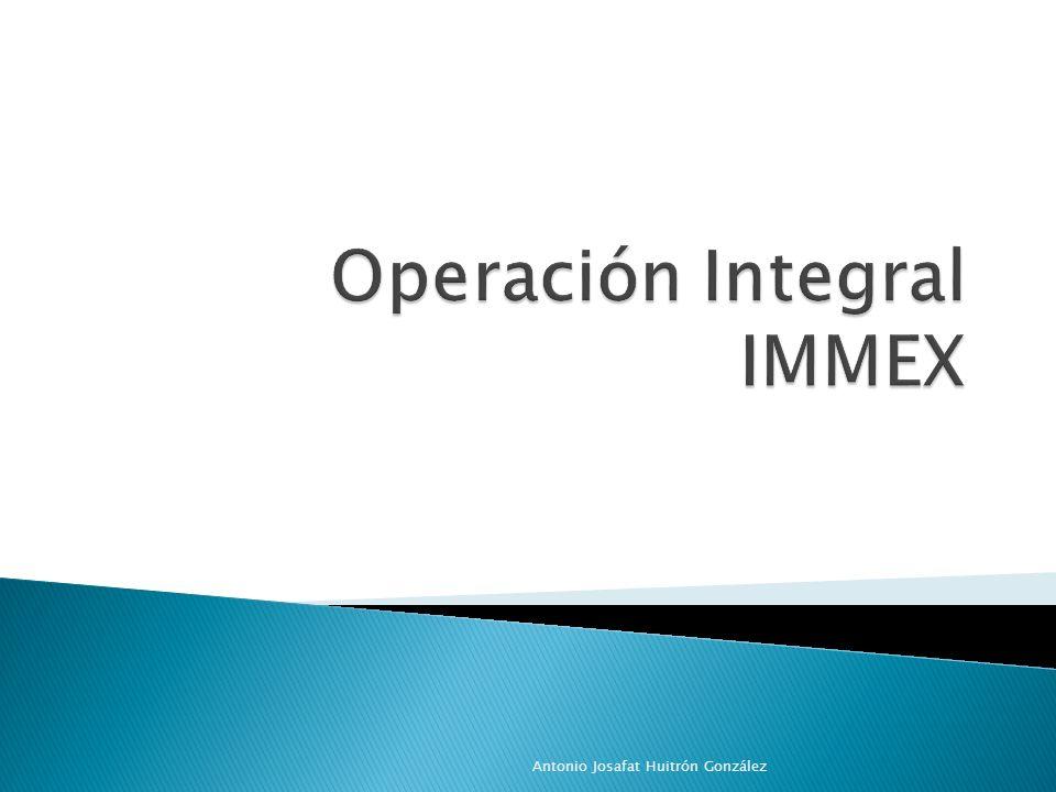A)Se incrementa la participación del Servicio de Administración Tributaria (SAT) en la autorización y modificación de programas IMMEX.