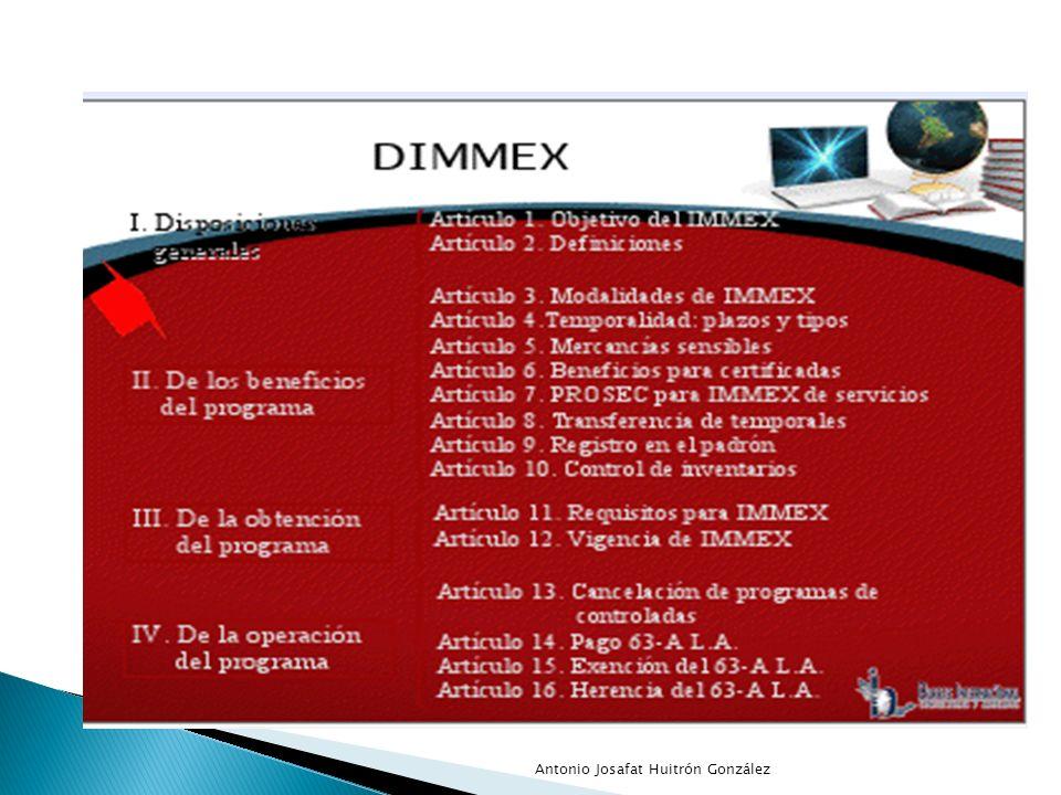 Importación temporal de materia prima 1 de enero de 2009 CAMBIO DE REGIMEN ANTES DEL 31 DE JUNIO DE 2010 Pago de impuestos como importación definitiva con actualización y recargos.
