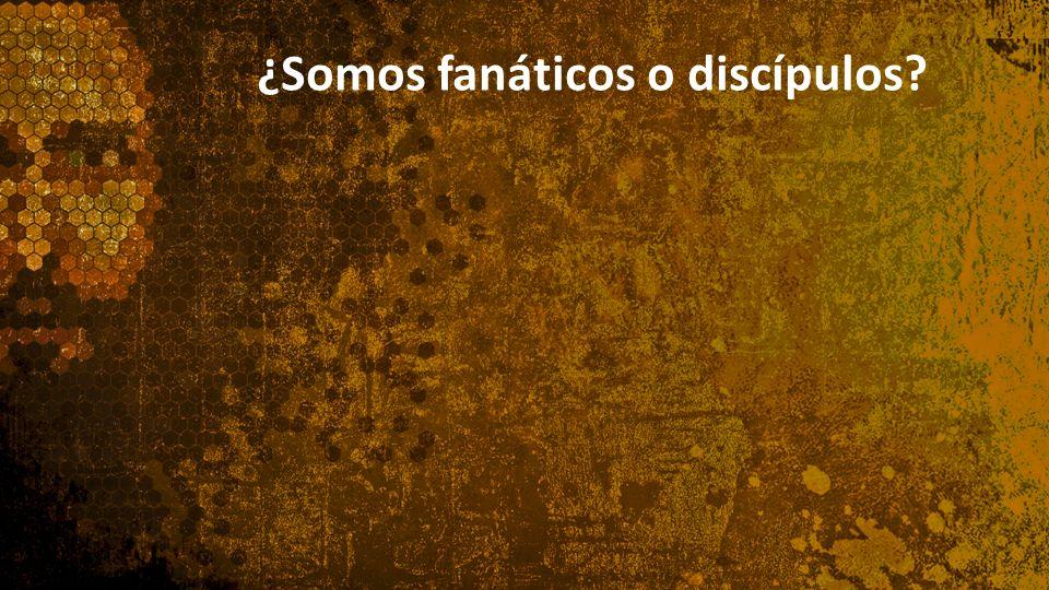 Widescreen 16:9 ¿Somos fanáticos o discípulos?