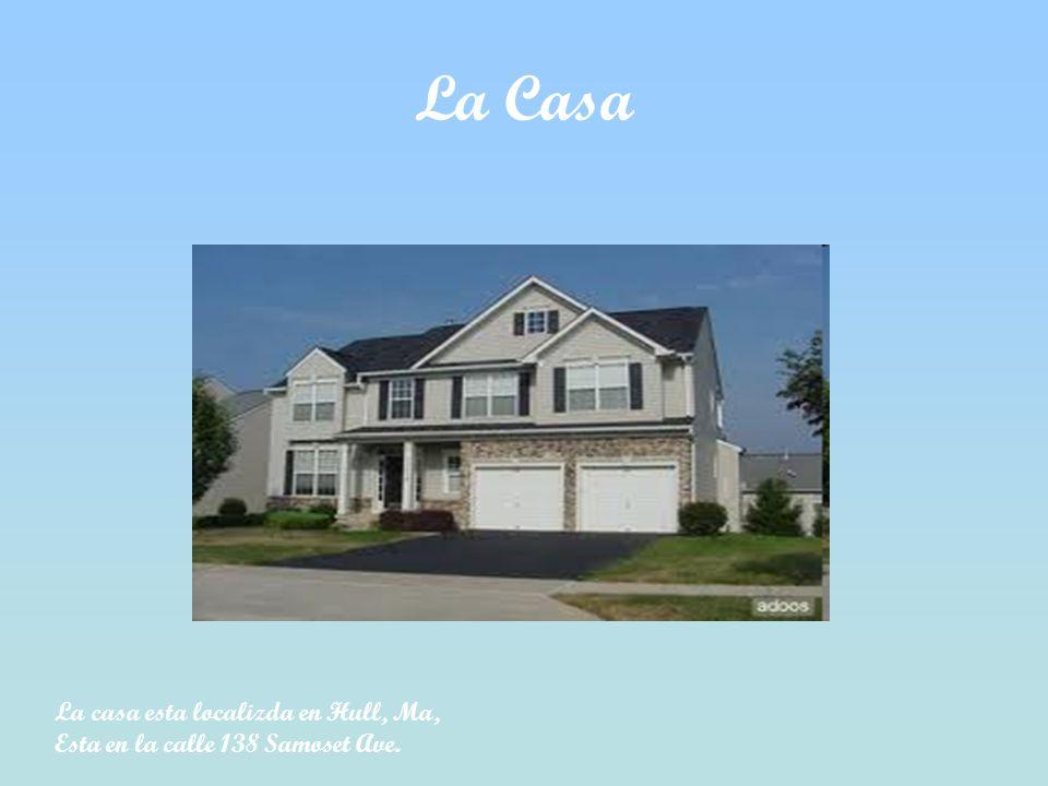 La Casa La casa esta localizda en Hull, Ma, Esta en la calle 138 Samoset Ave.