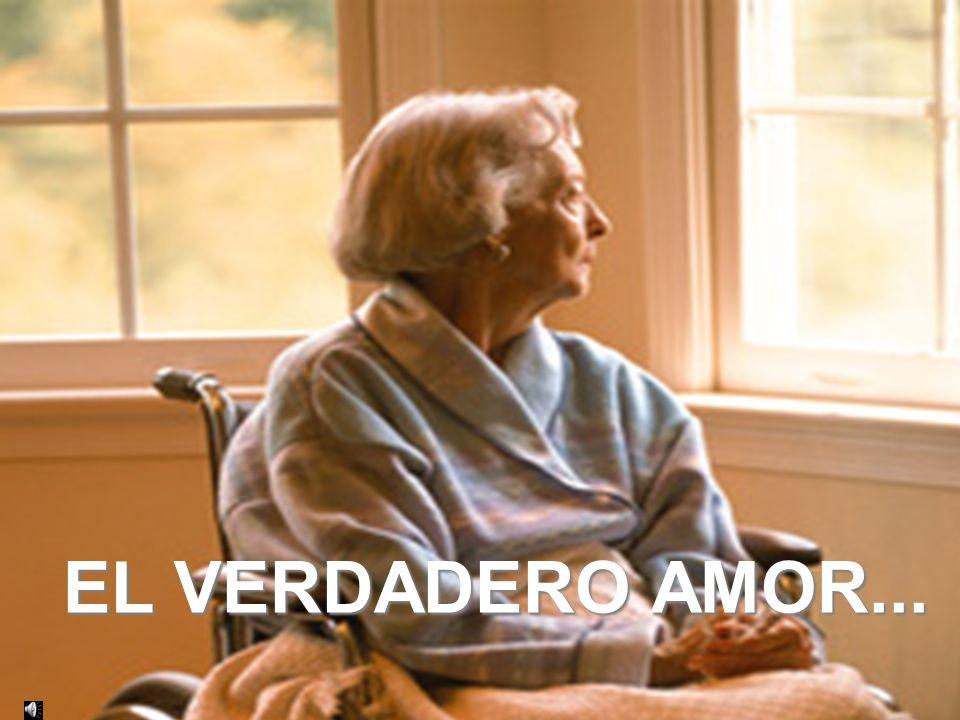 EL VERDADERO AMOR...