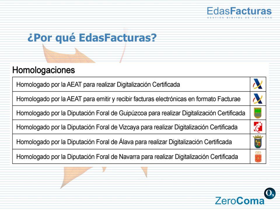 ¿Por qué EdasFacturas?