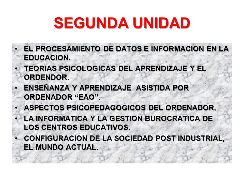 TERCER UNIDAD 1.LAS TICS Y LA EDUCACION 2.CIBERNETICA 3.INTERNET 4.MULTIMEDIA 5.REALIDAD VIRTUAL 6.WEB EDUCATIVA (SITIOS, BLOGS, REDES, ETC.) 7.EDUCACION VIRTUAL 8.ROBOTICA E INTELIGENCIA ARTIFICIAL 9.NANOTECNOLOGIA 10.VIRUS Y ANTIVIRUS