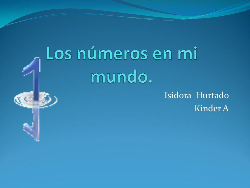 Isidora Hurtado Kinder A