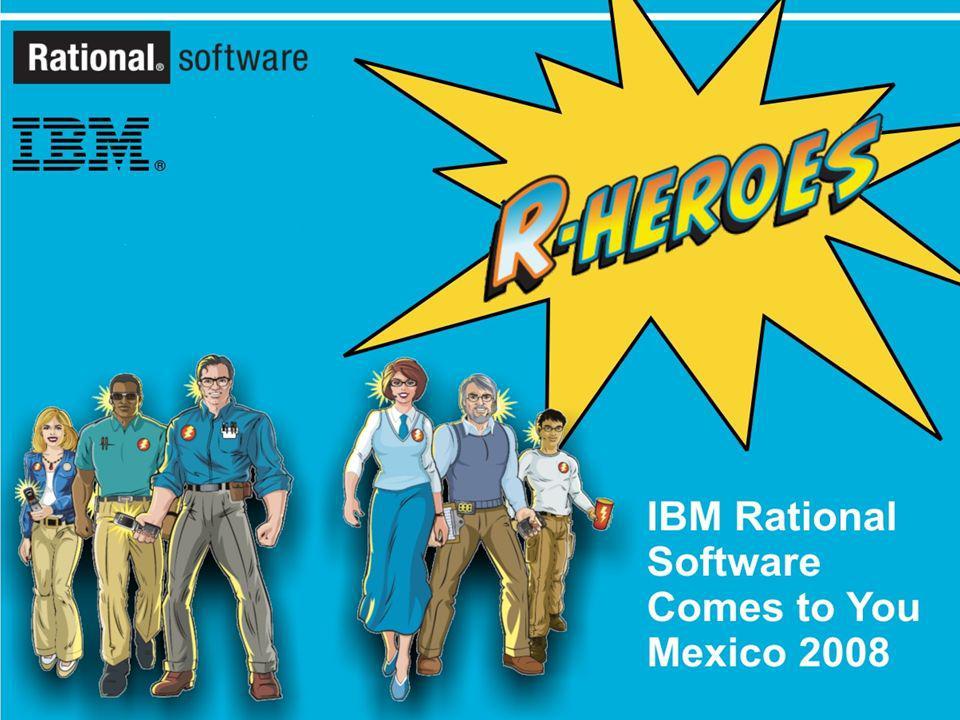 IBM Rational Software Comes to You Mexico 2008 12 IBM Rational App Scan es la solución de escaneo automática que hace evaluaciones de vulnerabilidad sobre aplicaciones Web.