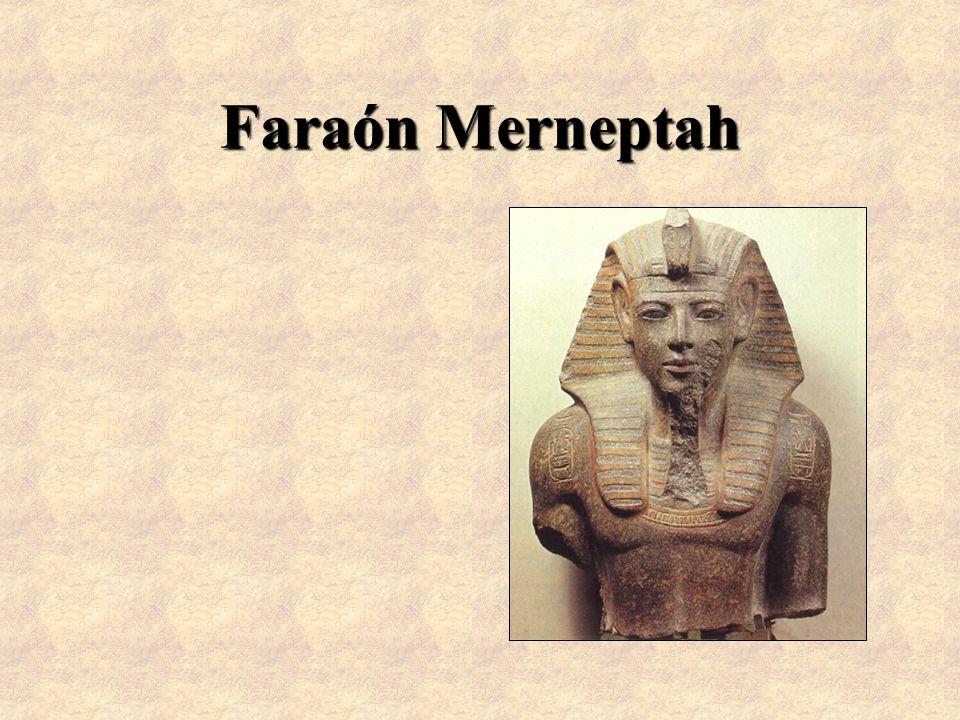 Faraón Merneptah