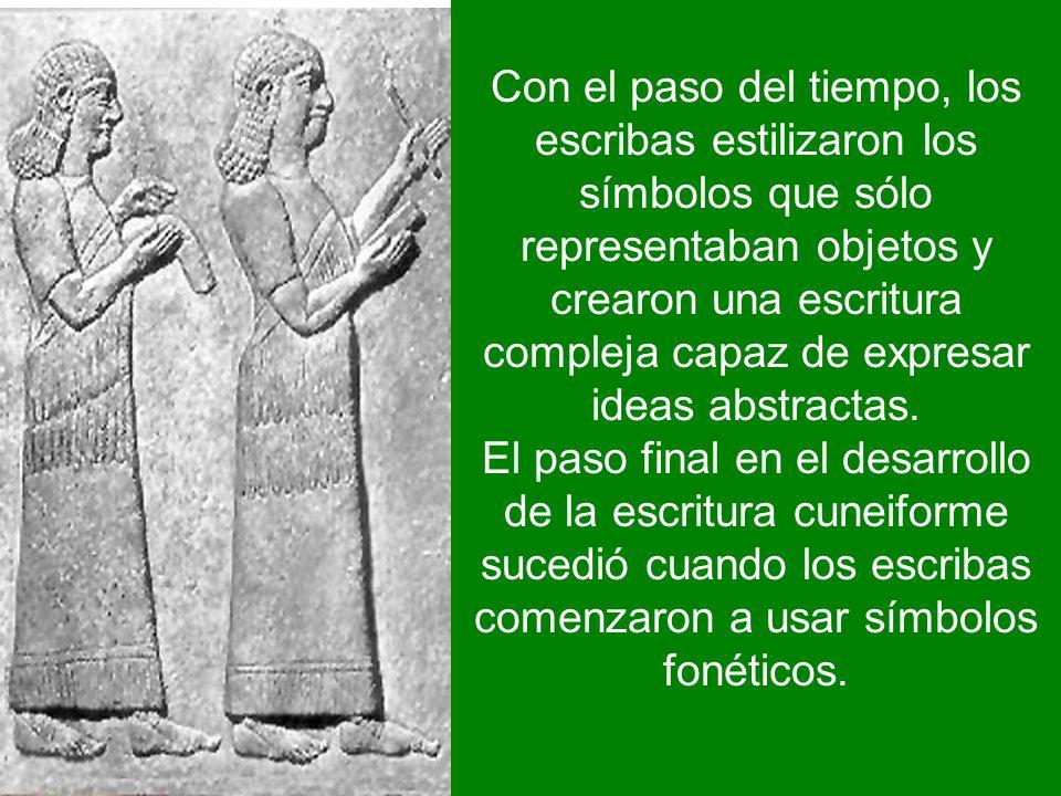Es posible que los primeros libros de la Biblia se escribieran en papiro. Las plumas eran cañas golpeadas hasta convertirlas en pinceles finos; pero s