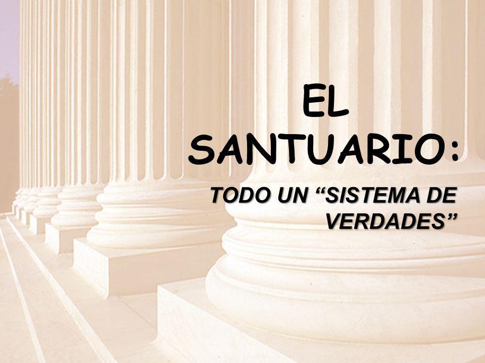 EL SANTUARIO: TODO UN SISTEMA DE VERDADES