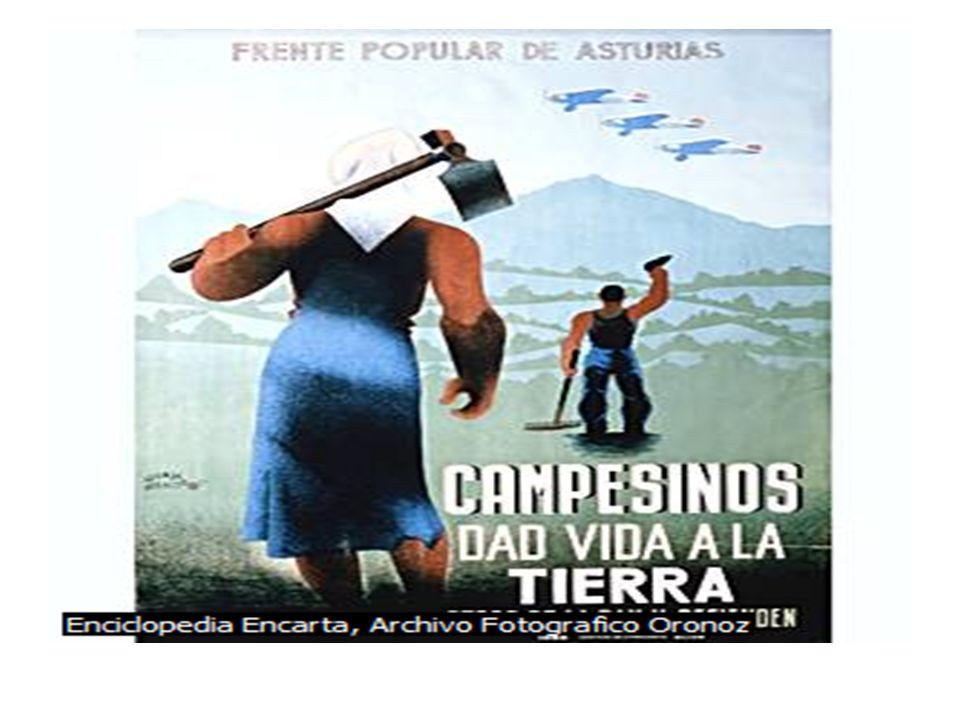 La división Ideológica La Guerra Civil Española, representaba fidedignamente la división ideológica del mundo de esa época.