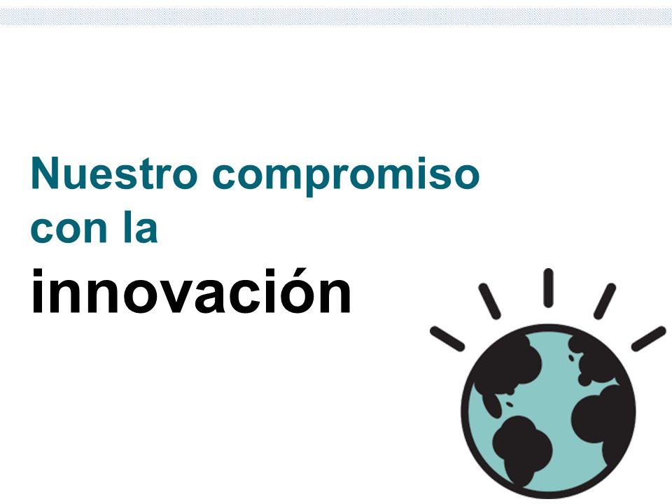 Nuestro compromiso con la innovación