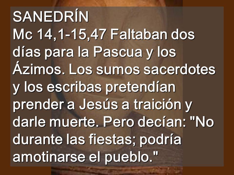 En el evangelio de Marcos, el Mesías (Mc1,1) MUERE abandonado de TODOS