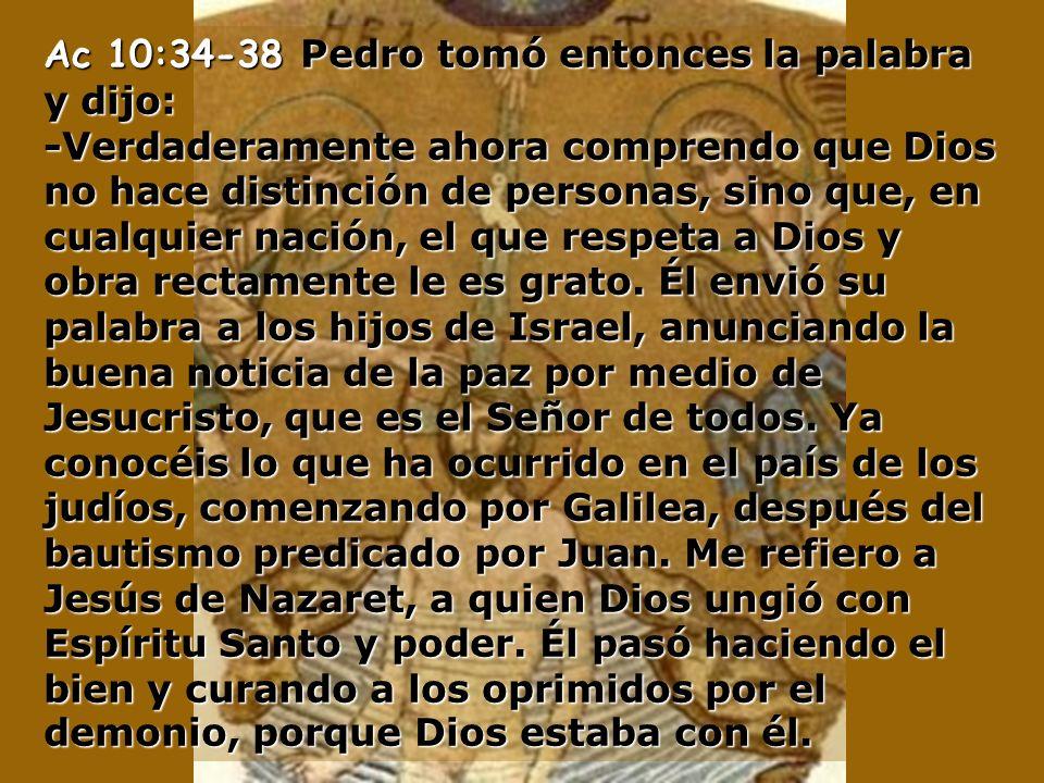 Sant Miquel del Fai (Vallès Oriental) El Señor bendice a su pueblo con la paz. El Dios de la gloria ha tronado. El Señor arrasa los bosques. En su tem