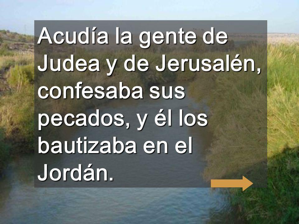 Río Jordán La conversión nos lleva a escoger la transparencia Ser bueno perdona tus pecados