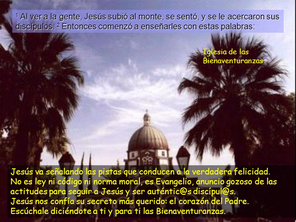 La santidad es nuestra verdadera personalidad.Nuestra verdadera realización.