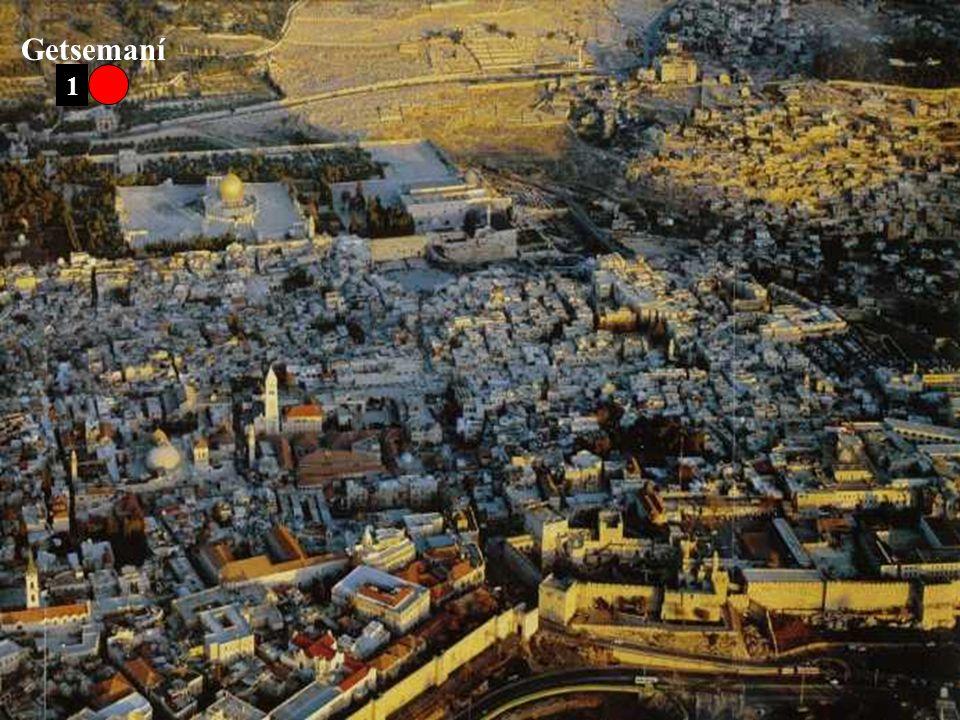 1 Getsemaní