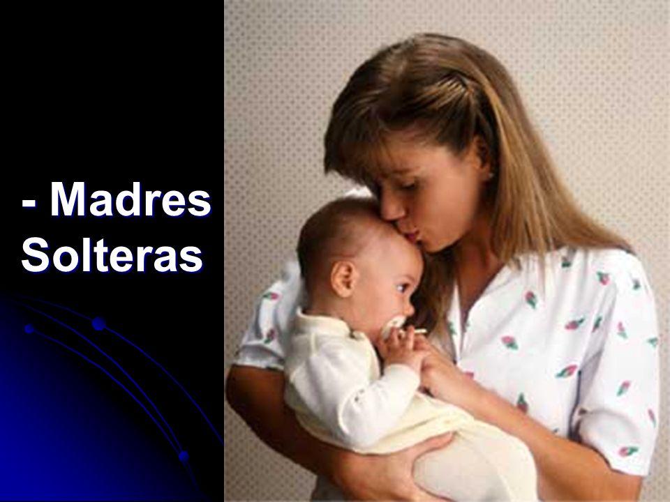- Madres Solteras
