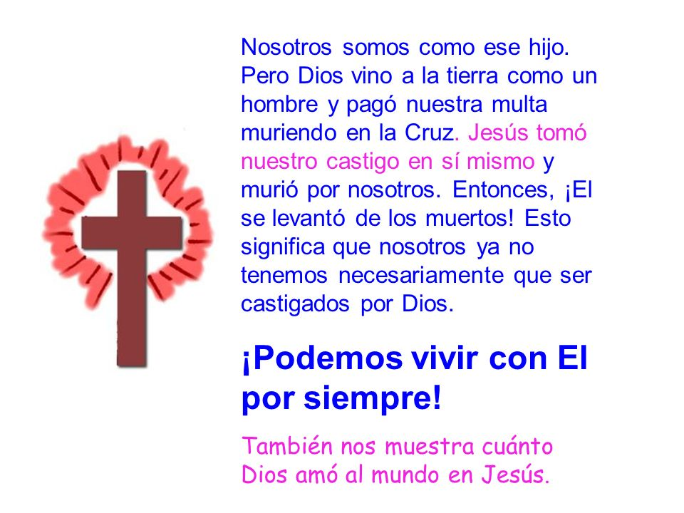 Evangelio 13 ¿Qué debes hacer.