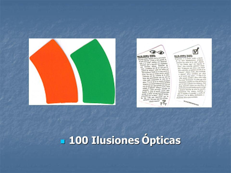 100 Ilusiones Ópticas 100 Ilusiones Ópticas