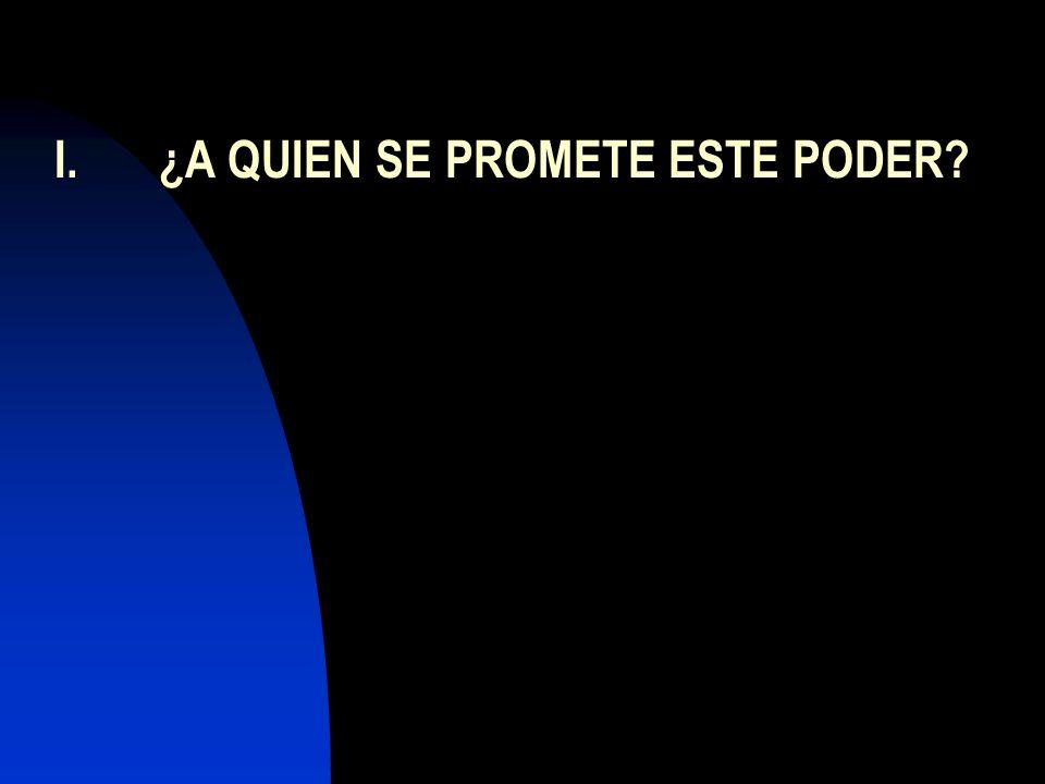 II.¿CUAL ES EL PROPOSITO DE ESTE PODER.