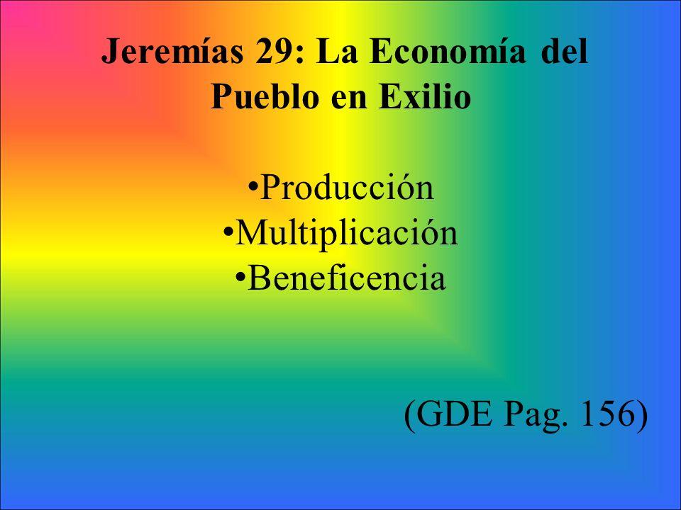 Modelos Económicos del Nuevo Testamento (GDE Pag. 157)
